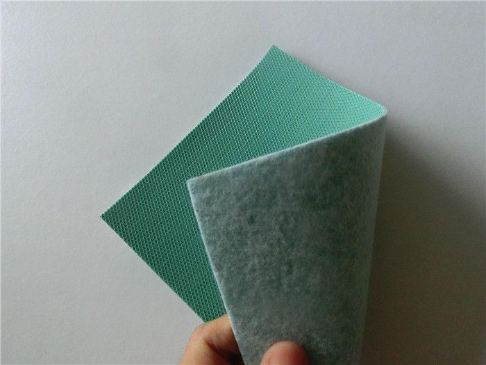 聚氯乙烯pvc防水卷材在种植屋面耐根穿刺防水材料